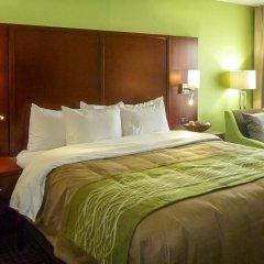 Отель Comfort Inn At Carowinds 3* Стандартный номер фото 2