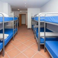 Galaxy Star Hostel Barcelona Кровать в общем номере с двухъярусной кроватью фото 8