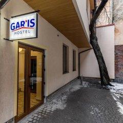 Gar'is hostel Lviv Стандартный номер с двуспальной кроватью (общая ванная комната) фото 2