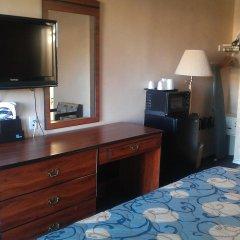 Отель Rodeway Inn Culver City 2* Стандартный номер с различными типами кроватей фото 3