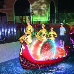 Отель Вилла Royal Paradise Town Белек детские мероприятия