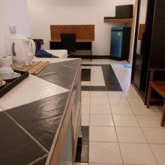 Отель Lanta Island Resort 3* Стандартный номер с различными типами кроватей фото 9