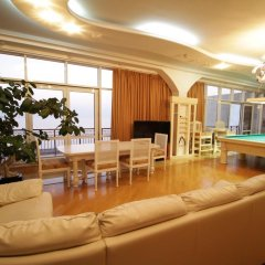 Апартаменты Arkadia Palace Luxury Apartments гостиничный бар
