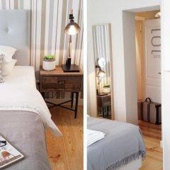 Отель Flores Guest House 4* Стандартный номер с двуспальной кроватью фото 17