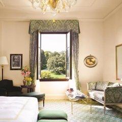 Four Seasons Hotel Firenze 5* Стандартный номер с различными типами кроватей фото 2