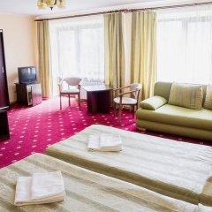 Гостиница Перлына Карпат 3* Семейный полулюкс с двуспальной кроватью фото 6