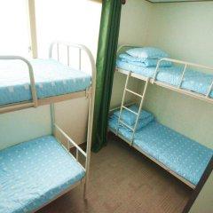 Kimchee Downtown Guesthouse - Hostel Кровать в общем номере с двухъярусной кроватью фото 6