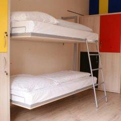 Hotel City Gallery Berlin 3* Кровать в общем номере с двухъярусной кроватью