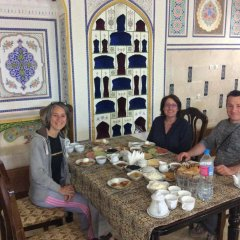 Ziyobaxsh Hotel питание фото 2