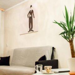 Апартаменты InnDays Apartments Курская комната для гостей