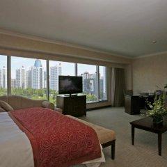 Beijing Continental Grand Hotel 3* Номер Делюкс с различными типами кроватей фото 7
