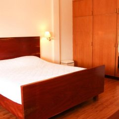 Апартаменты Giang Thanh Room Apartment Стандартный номер фото 13