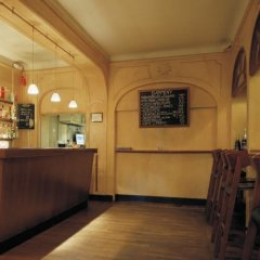 Отель HASSELBACKEN Стокгольм гостиничный бар