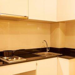 Отель Rocco Huahin Condominium Апартаменты с различными типами кроватей фото 29