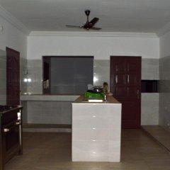 Отель Accra Luxury Lodge 2* Вилла с различными типами кроватей фото 9
