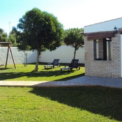 Отель Complejo Rural Entre Pinos Испания, Вехер-де-ла-Фронтера - отзывы, цены и фото номеров - забронировать отель Complejo Rural Entre Pinos онлайн парковка