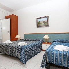 Отель Albergo Athena 3* Стандартный номер с различными типами кроватей фото 13