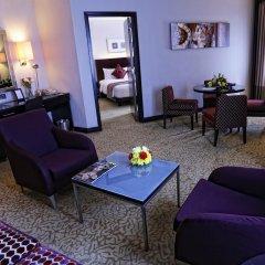 Отель Best Western Premier Deira 4* Люкс повышенной комфортности с различными типами кроватей фото 2