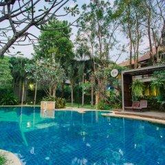 Отель Oun Hotel Bangkok Таиланд, Бангкок - отзывы, цены и фото номеров - забронировать отель Oun Hotel Bangkok онлайн бассейн фото 3