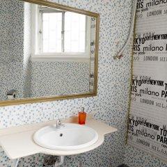 Aykibom Hostel ванная