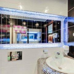 Гостиница Четыре комнаты в Омске отзывы, цены и фото номеров - забронировать гостиницу Четыре комнаты онлайн Омск ванная
