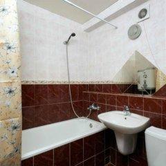 Гостиница Двухкомнатная квартира на Ленина ванная фото 2