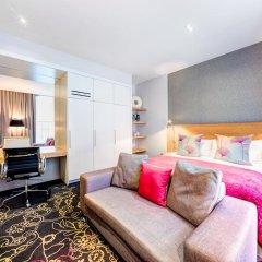 Apex City of Glasgow Hotel 4* Стандартный номер с двуспальной кроватью фото 2