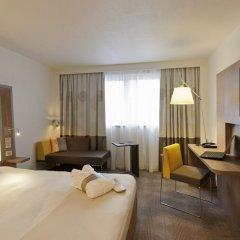 Отель Novotel Paris Les Halles 4* Улучшенный номер с различными типами кроватей фото 3