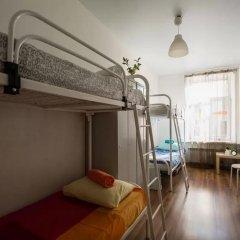 Хостел Online Кровать в общем номере с двухъярусной кроватью фото 24