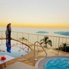 Отель Las Brisas Acapulco 4* Люкс с разными типами кроватей фото 3