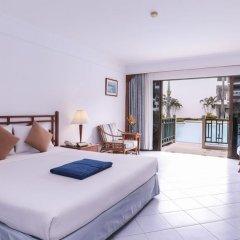 Отель Amora Beach Resort 4* Номер Делюкс фото 4