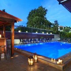 Отель 4 you Hotel Греция, Метаморфоси - отзывы, цены и фото номеров - забронировать отель 4 you Hotel онлайн бассейн фото 2