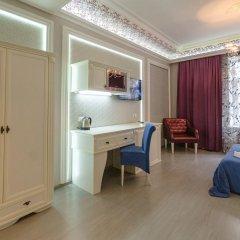 Гостиница Partner Guest House Khreschatyk 3* Студия с различными типами кроватей фото 28