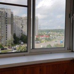 Апартаменты Apartment on Starobitsevskaya балкон