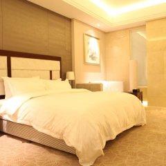 Отель Sun Town Hotspring Resort 4* Люкс с различными типами кроватей фото 5