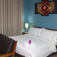 Pattaya Garden Apartments Boutique Hotel 3* Номер Делюкс с различными типами кроватей фото 11