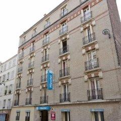 Отель Hipotel Paris Belleville Pyrenees 3* Стандартный номер фото 4