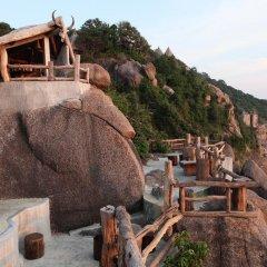 Отель Moondance Magic View Bungalow 2* Бунгало с различными типами кроватей фото 2