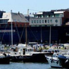 Best Western Hotel Docklands спортивное сооружение