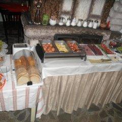 Отель Ikonomov Spa питание