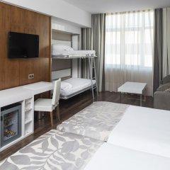 Отель Catalonia Ramblas 4* Стандартный номер с различными типами кроватей фото 22