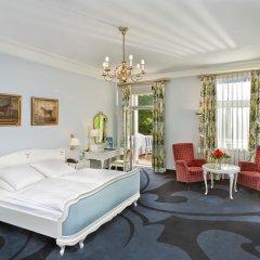 Radisson Blu Badischer Hof Hotel 4* Номер Бизнес с различными типами кроватей