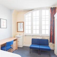 Hotel Strand Continental Стандартный номер с двуспальной кроватью (общая ванная комната) фото 2