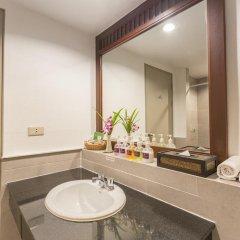 Отель Phuket Orchid Resort and Spa 4* Стандартный номер с двуспальной кроватью фото 14