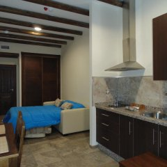 Отель Posada de Momo Студия с различными типами кроватей фото 3