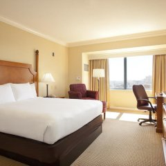 Отель Hilton San Francisco Union Square 4* Стандартный номер с двуспальной кроватью фото 10