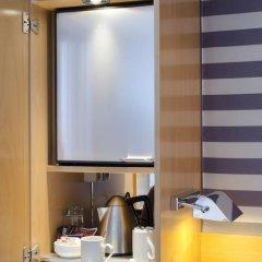 Отель Holiday Inn Vienna City 4* Стандартный номер с различными типами кроватей фото 13