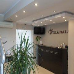 Отель Villa Pallas Польша, Гданьск - отзывы, цены и фото номеров - забронировать отель Villa Pallas онлайн интерьер отеля