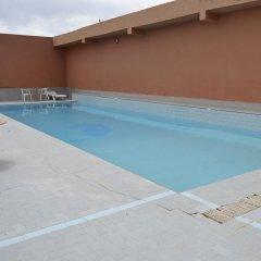 Отель Hôtel La Gazelle Ouarzazate Марокко, Уарзазат - отзывы, цены и фото номеров - забронировать отель Hôtel La Gazelle Ouarzazate онлайн бассейн фото 3