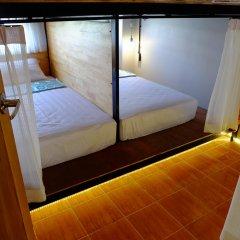 Sleep Owl Hostel Кровать в общем номере с двухъярусной кроватью фото 11